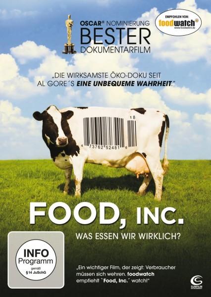 Food Inc - was essen wir wirklich? OSCAR-NOMINIERT!