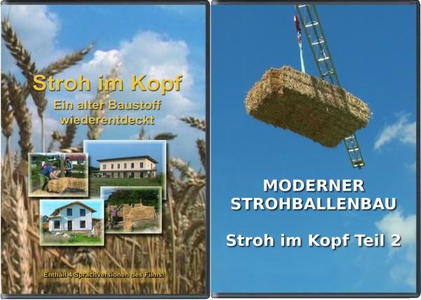 """Doppelpack: """"Stroh im Kopf"""" Teil 1 und 2"""