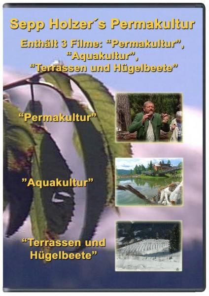 DVD Sepp Holzer´s Permakultur