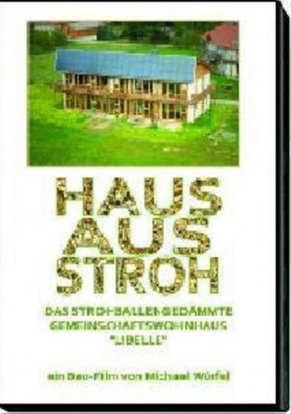 Haus aus Stroh