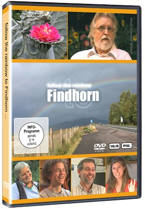 Follow the Rainbow to Findhorn